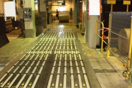 roll handling system